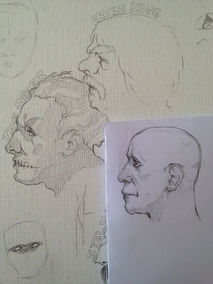 how to draw a picasso face