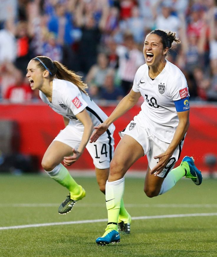 As Carli Lloyd showed against China, she can be the engine that makes the U.S. team run at full speed and the leader who may decide how far it will go.
