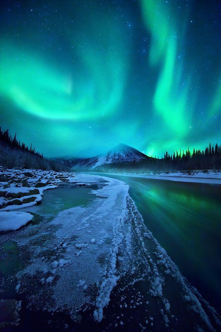 Midnight Magic in Yukon Territory