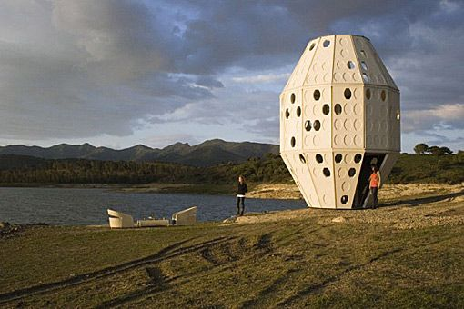 Broissin Architects Shelter - Been-Seen