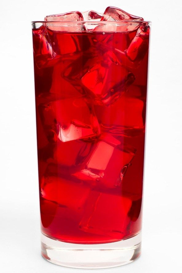 Swap vodka cranberry…  The refreshing favourite isn't too bad, but cranberry juice can pack a hefty sugar punch.   Calories: 195 for a single