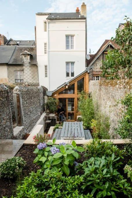 287 best Maisons de ville images on Pinterest Interiors