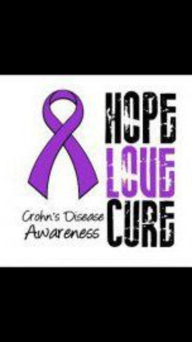 Crohn's awareness