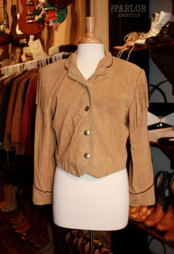 Vintage Scully Ladies' Leather Jacket, size S, available at our eBay store! $35