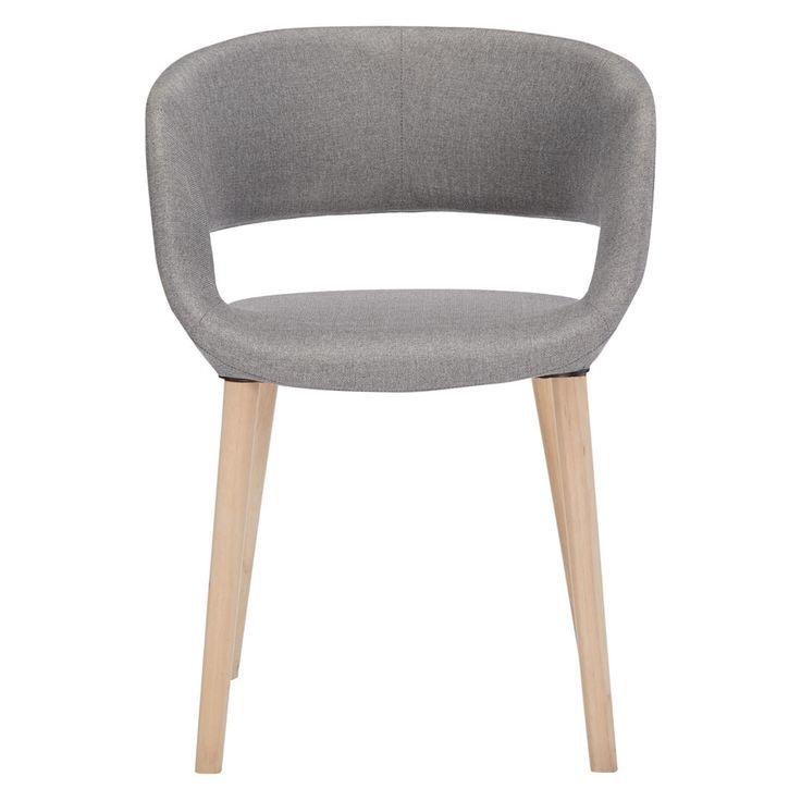 BuyJohn Lewis Grace Dining Chair Grey Online