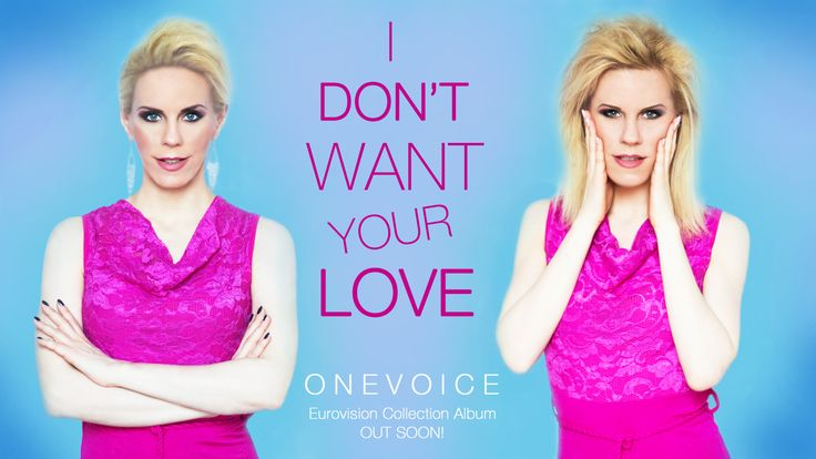 Ylva & Linda - I don't want your love on Youtube: https://www.youtube.com/watch?v=KIm1QbQyByg Spotify: http://po.st/EurovisionCollectionSpotify iTunes: http://po.st/EurovisionCollectioniTunes Google Play: http://po.st/EurovisionCollectionGooglePlay Amazon: http://po.st/EurovisionCollectionAmazon