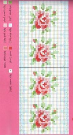 cath kidston cross stitch patterns union jack - Buscar con Google