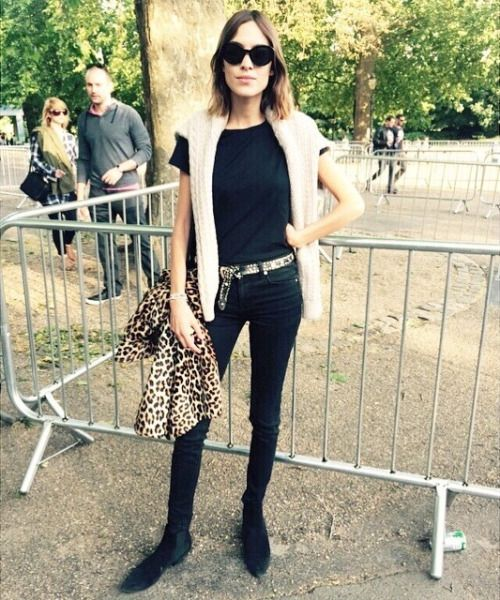 chung-alexa:  Alexa Chug spotted at The Strokes show for British Summer Time in Hyde Park, London.
