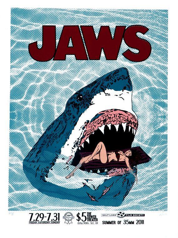 Best 20+ Jaws Movie Poster ideas on Pinterest | Movie ...