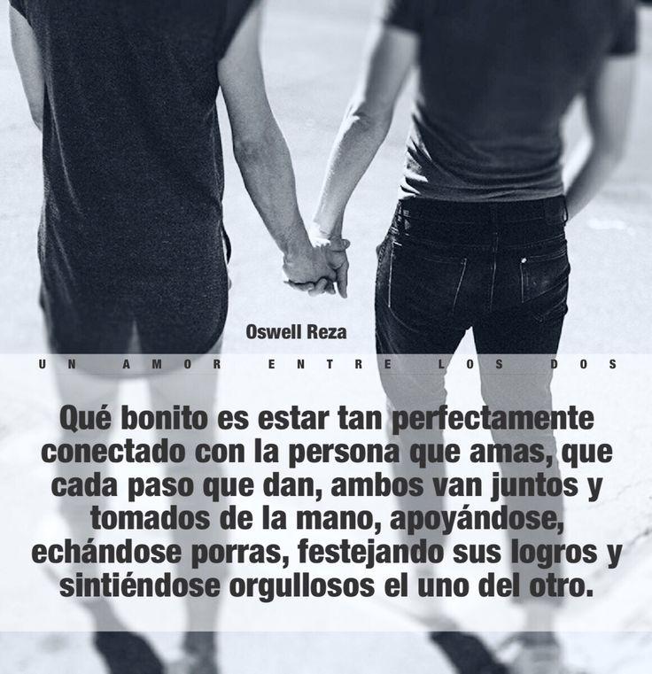 Bien dicen que para que una relación funcione no sólo basta sentir amor, sino construirla con todas esas bases dentro de las que también se encuentra la admiración hacia tu pareja.
