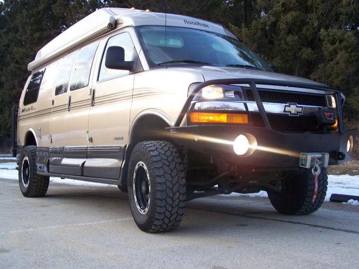 Used 4x4 Van For Sale Craigslist >> Chevy Roadtrek 4x4 For Sale   Autos Post