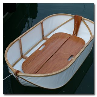 Foldable Boat | Dinghy plans for the spatially challenged