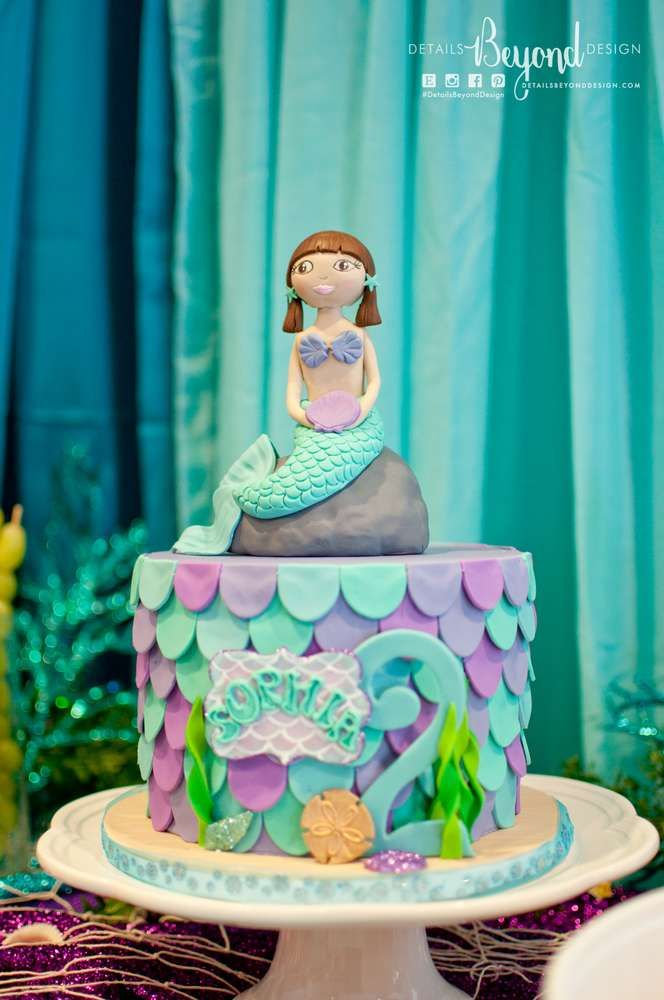 Sweet  Under The Sea Cakes