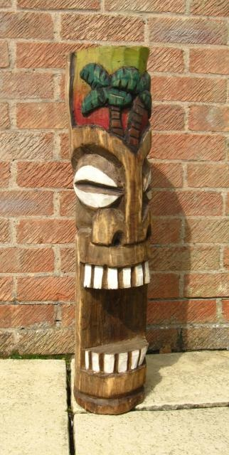17 Best Images About Tiki On Pinterest Tiki Totem Wood