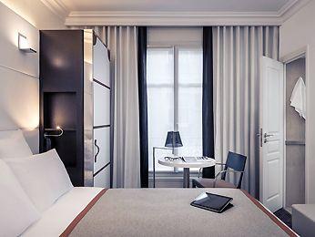Hotel PARIS - Mercure Paris Saint Lazare Monceau Hotel