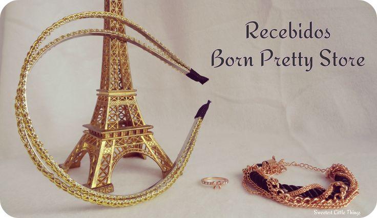 Recebidos Born Pretty Store