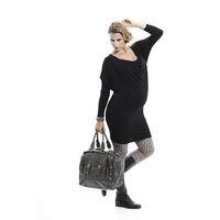 Metea dress- Black