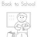 14 Places to Find Free Back to School Coloring Pages: Twisty Noodle's Back to School Coloring Pages