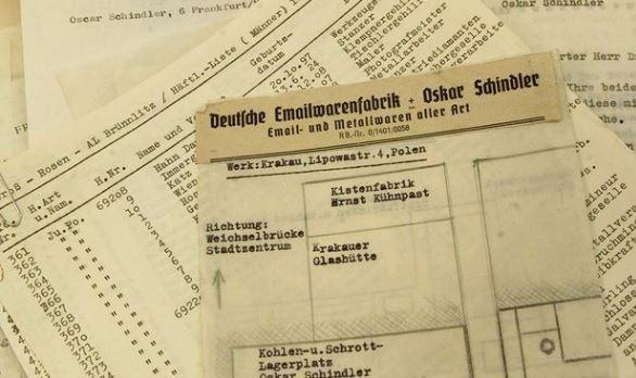 Список Шиндлера времен Холокоста уйдет с молотка: цена составит не менее 2,4 млн долларов https://joinfo.ua/inworld/1199894_Spisok-Shindlera-vremen-Holokosta-uydet-molotka.html