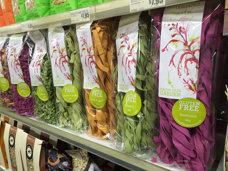WILLUNGA PASTA / Flavour-infused, colourful gluten-free pasta. Yep, we're salivating too! Parap Fine Foods is now stocking the very delicious Willunga Pasta, with the natural, beetroot, chili & garlic and parsley & garlic products hitting our shelves this week!
