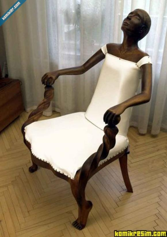 Superb This Chair Is Awesome. I Would Be So Scared To Sit In It. Nice Design