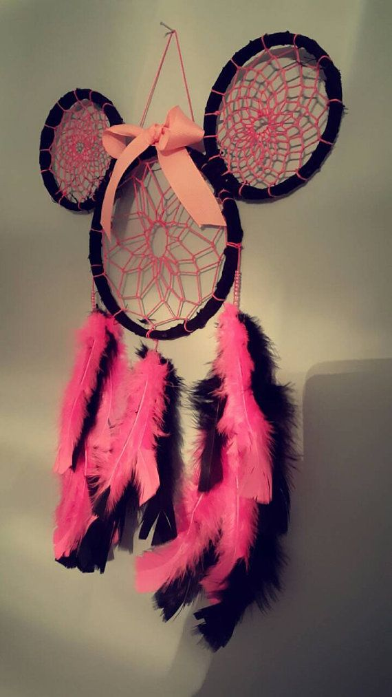 Minnie Mouse Dream Catcher                                                                                                                                                                                 More