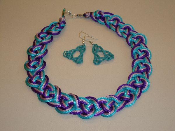 Workshop Juwelen maken met Keltische knopen