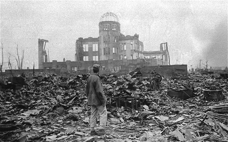 The Irish Survivor of Hiroshima - Today marks the 70th anniversary of the atomic bomb attack on Hiroshima. Read the story of this Irish survivor, posted by Wild Geese member John Edward Murphy.