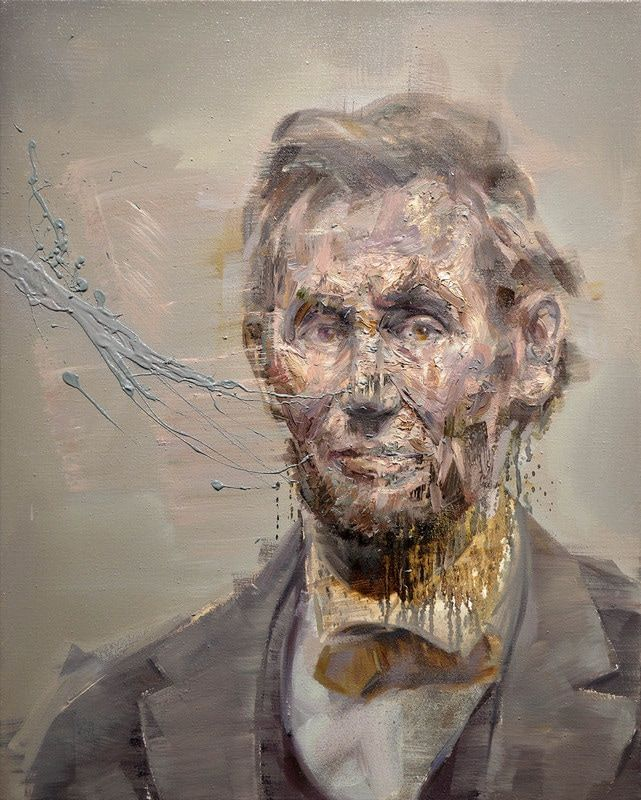 Mathieu Laca   Abraham Lincoln