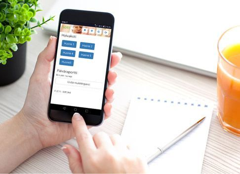 SoteSiron-mobiilisovelluksen tavoite onuudistaa hoito- ja hoivatyötä…