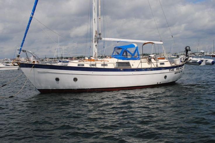 1978 Fantasia 35 repowered Sail Boat For Sale - www.yachtworld.com