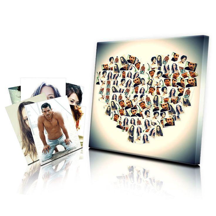 Стилизация из романтических фотографий «История любви». Фотоколлаж составляется из памятных фотографий пары (1-30шт. путешествия, свадьба, романтические этюды) и стилизуется в форме сердца.   Данная техника расскажет историю Ваших отношений отобразит их теплоту и нежность, и станет прекрасным подарком Вашей второй половинке к Дню Рождения, годовщине свадьбы или встречи.