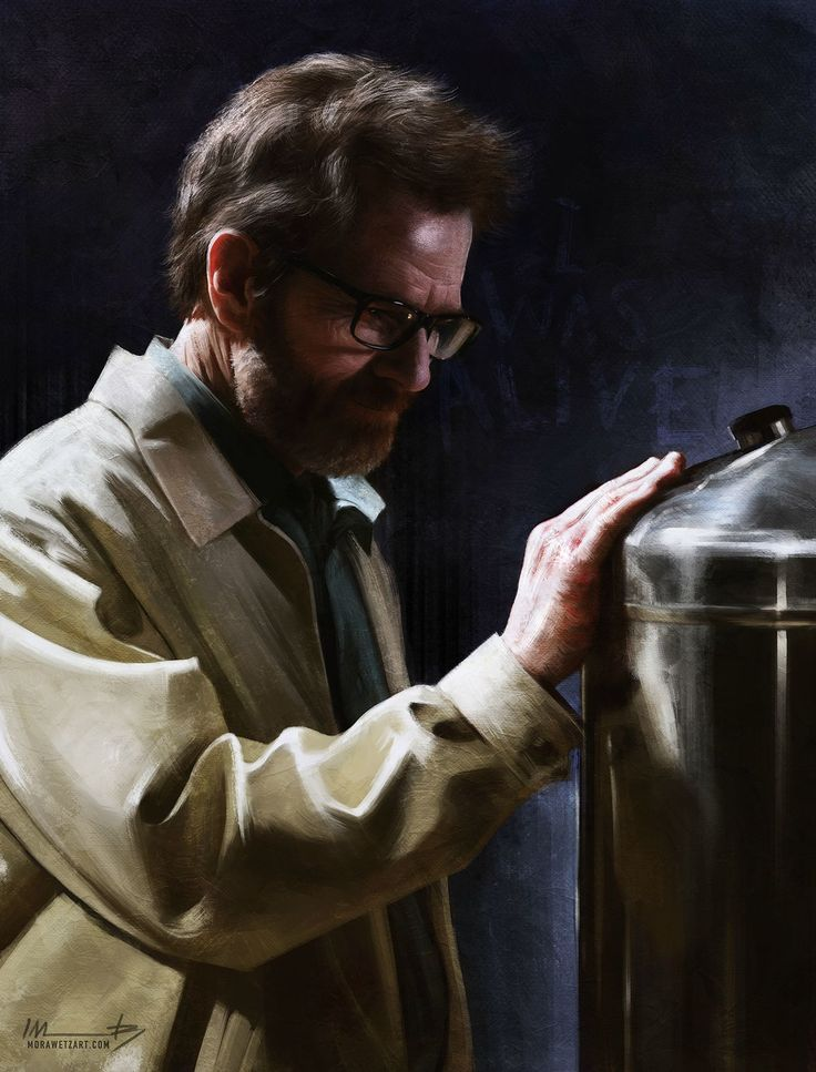 "The final piece: ""FeLiNa"" 5x16 - Imgur #painting #geek #BreakingBad"