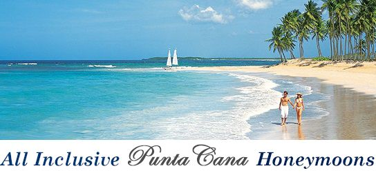 Punta Cana Honeymoon packages offer everything from adults-only luxury all inclusive resorts to absolute bargains.  All inclusive honeymoons come in many shapes and sizes in Punta Cana. Located on the eastern tip of the Dominican Republic, Punta Cana is an up and coming destination with beautiful white beaches and great values.