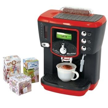 Toy Espresso Machine Catalog Spree One Step Ahead Holiday 2012 Catalog Coffee