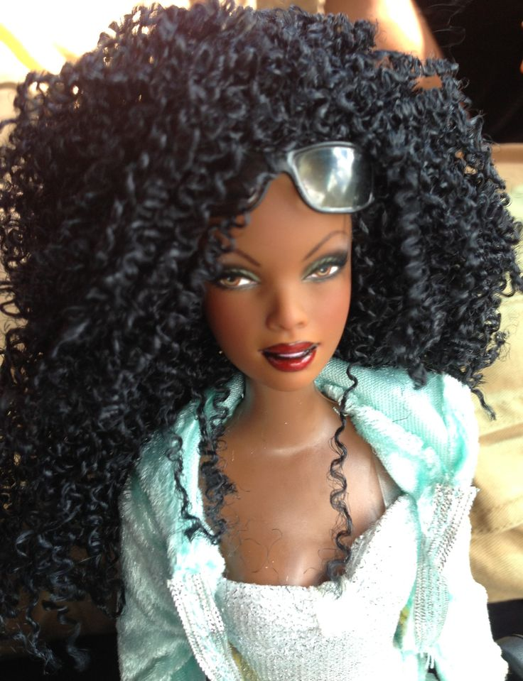 ~ beautiful african american dolls....