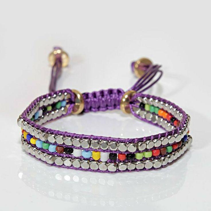 Groothandel veel nieuwe geweven 2014 boze oog armband armbanden hop roze vrouwen bedelarmband sieraden kunnen