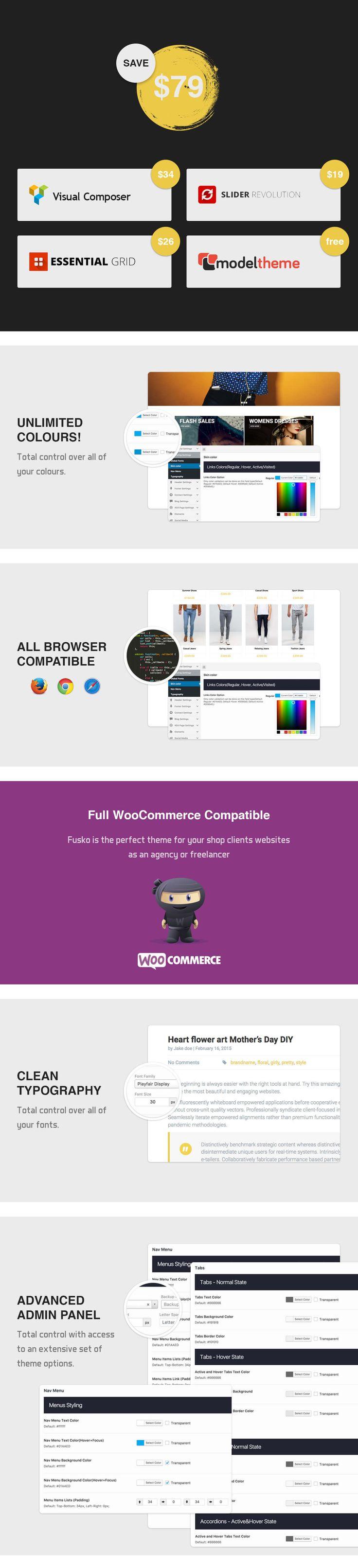 Fusko - Tech/Gadgets WooCommerce WordPress Theme by modeltheme | ThemeForest