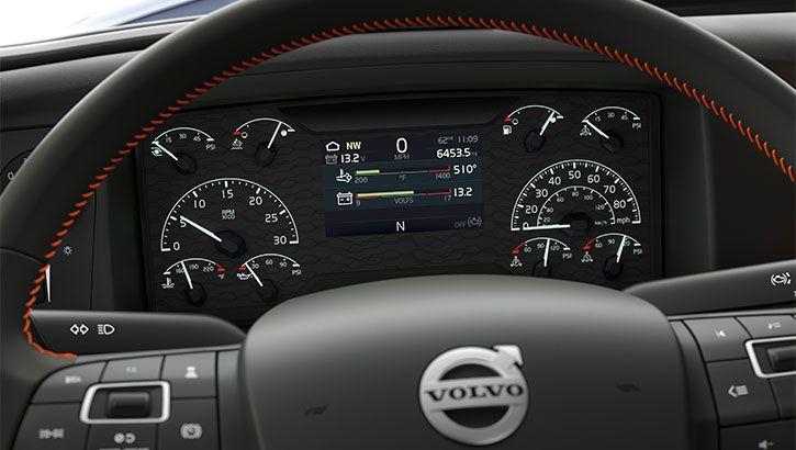 Volvo VNL Interior Design   Volvo Trucks USA   NOVEL:
