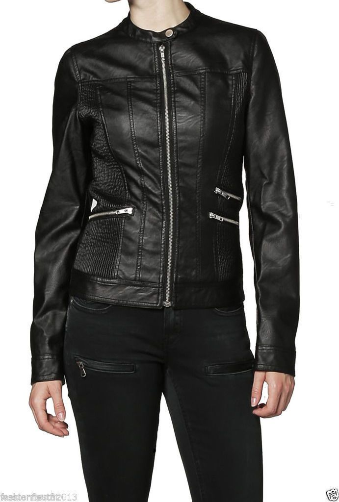 17 Best ideas about Lambskin Leather Jacket on Pinterest ...