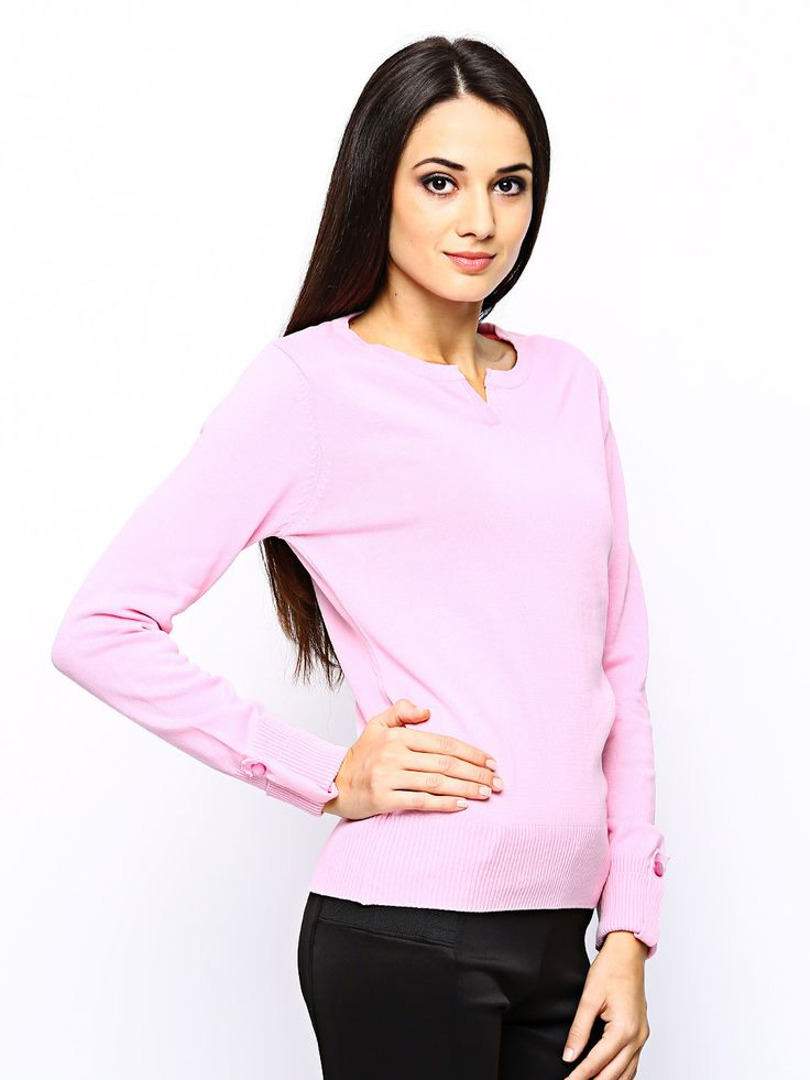 Fort-Collins-Women-Pink-Sweater