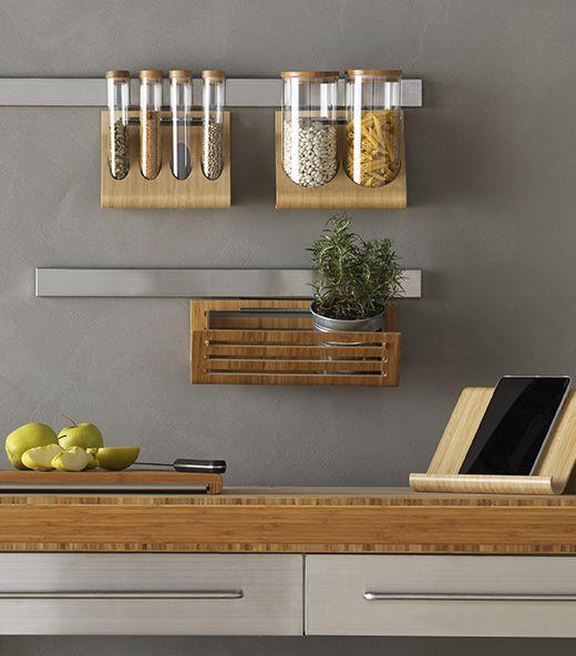Oltre 25 fantastiche idee su Contenitori da cucina su Pinterest ...