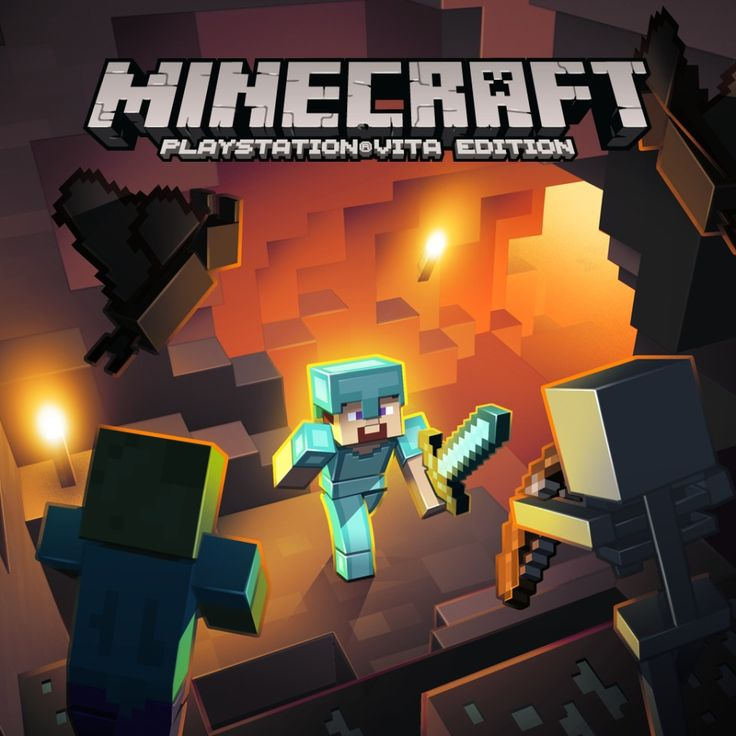 Minecraft: PlayStation®Vita Edition on PS Vita | Official PlayStation™Store US