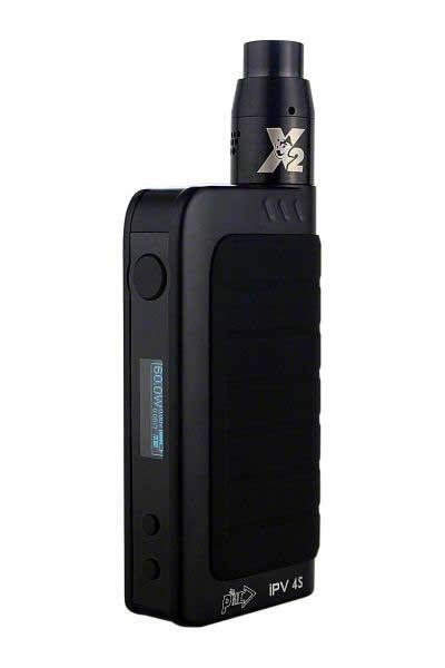 IPV 4S 120W Box Mod by Pioneer4you #vaping #vape Use Code:YEAHBABY For 10% OFF