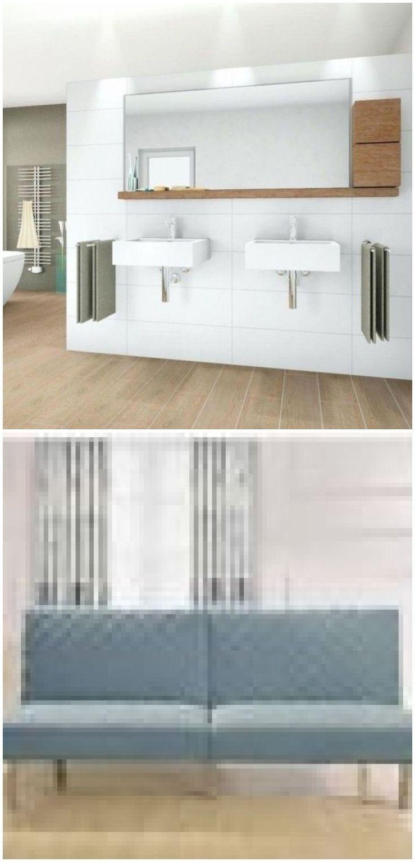 Badezimmer Ideen Grau Weiß , bad grau weiss kleines bad ...