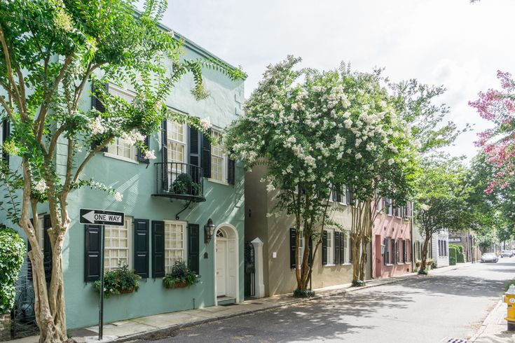 Charleston Caroline du Sud le centre historique-8