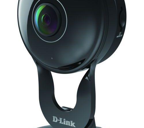 180 Grad Technologie mit Full HD und ein Einsteigermodell – Neue IP-Kameras von D-Link verfügbar