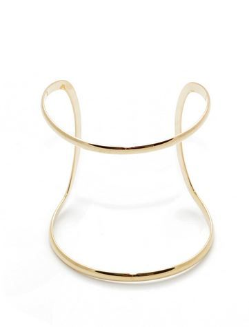 Seeing double cuff - Gold