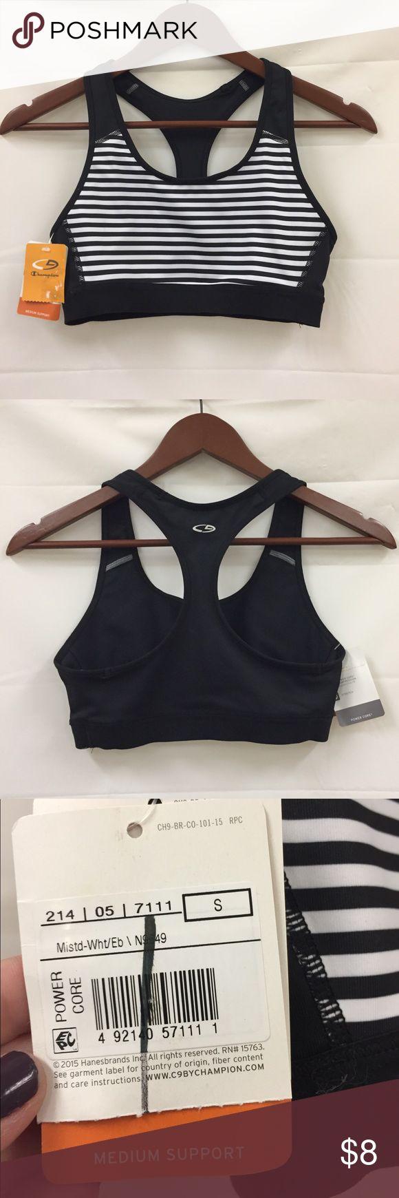 New champion sports bra size small Medium support. Champion Intimates & Sleepwear Bras