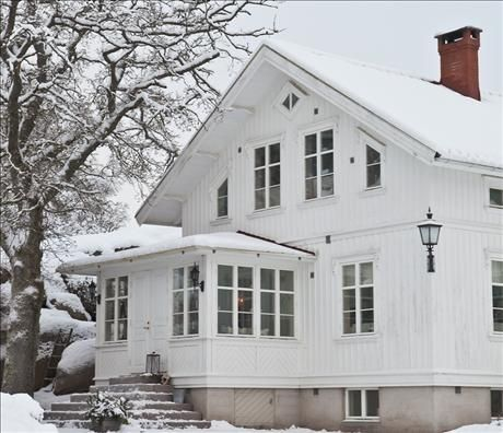 White House in Sweden